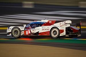 Le Mans Noticias Toyota trabaja para batir el récord de distancia recorrida en Le Mans
