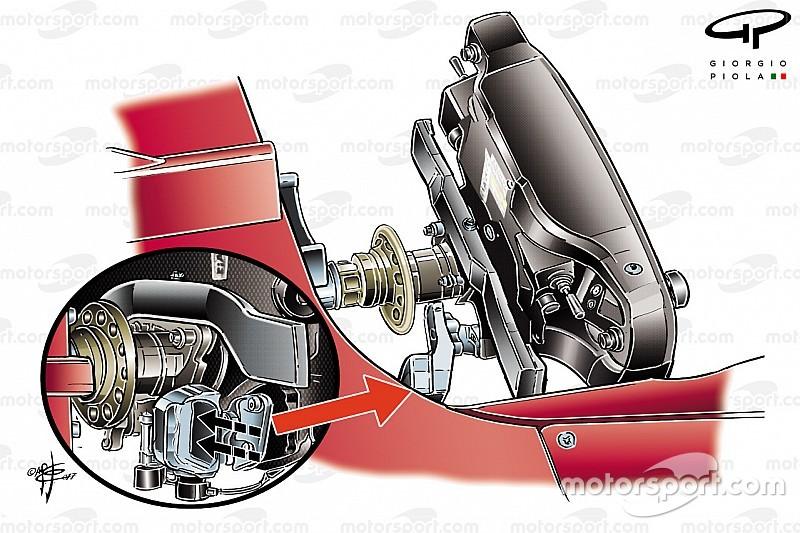 Új rajtrendszer a Ferrariban: F1-es technikai elemzés