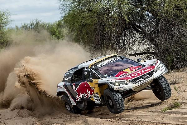 Дакар Новость В Peugeot пригрозили покинуть «Дакар» в случае изменений в правилах