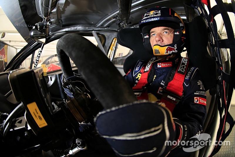 Encore une position de départ avantageuse pour Loeb