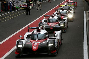 WEC Breaking news Toyota insists car
