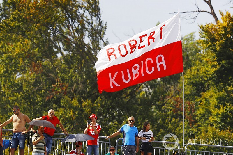 A Williams megerősítette, Kubica is a jelöltek között található