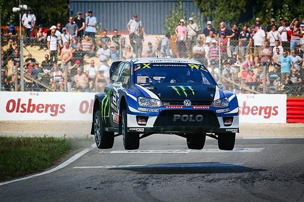 Ралли-Кросс Кристофферссон выиграл финальный этап WRX