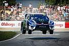 Rallycross-WM Rallycross-WM in Loheac: Historischer WRX-Sieg für Johan Kristoffersson