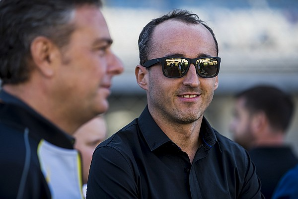 Formula 1 Breaking news Kubica completes