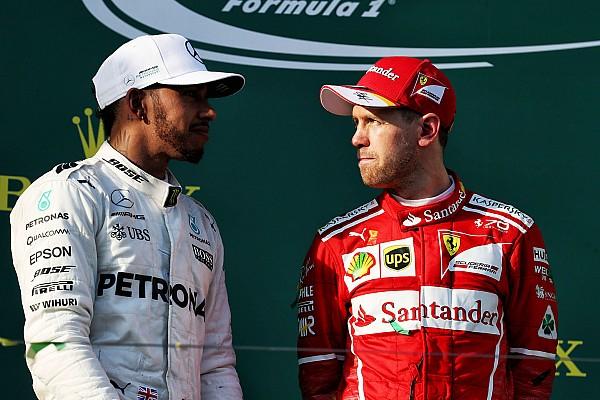 Формула 1 Коментар «Ймовірно, вони ніколи не опиняться в одній команді». Що думає Култхард про Хемілтона і Феттеля?