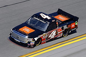 NASCAR Truck Interview Rookies will lead Kyle Busch Motorsports this season