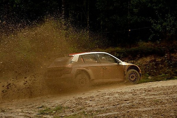 Other rally Australia APRC: Gills cruises to win in rain-affected final day