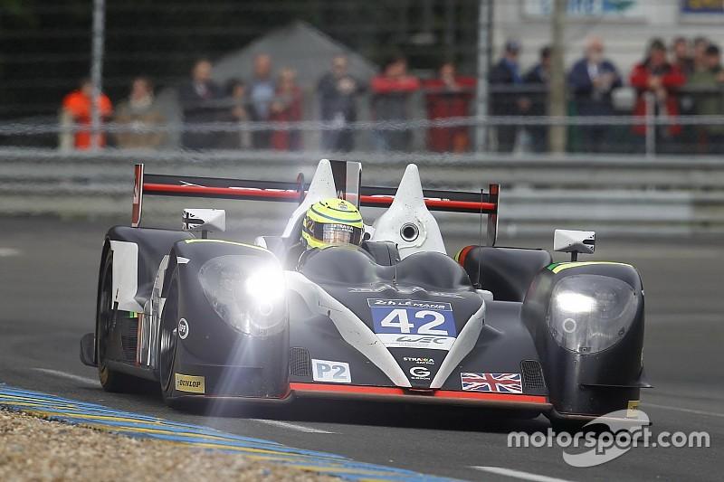 Strakka's Fine Fourth at Le Mans 24 Hours