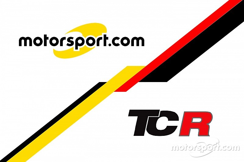 "Motorsport.com Named ""Official Media Partner"" of the TCR Series"