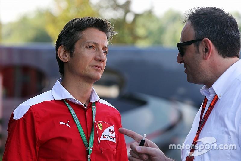 Aprilia ficha al responsable de la Ferrari Academy como nuevo director deportivo
