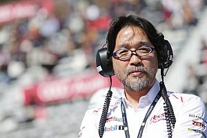 WEC 速報ニュース 【WEC】村田久武、WECトヨタの新チーム代表&TMG社長に就任