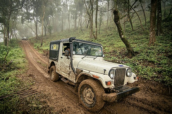 Offroad Race report Kumar, Shetty and Anush take wins in AWD Challenge's Coorg round