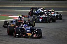 For the first time Toro Rosso scores points in Bahrain