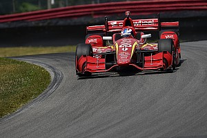 IndyCar Practice report Dixon fastest in first practice