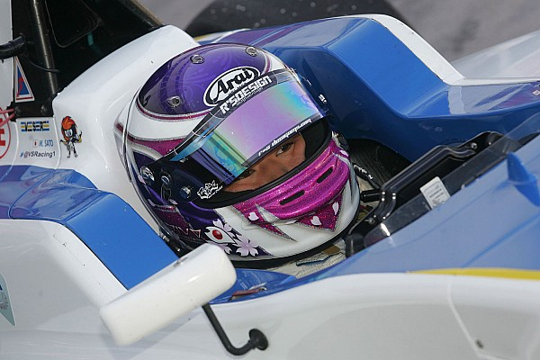 F3 Europe Breaking news Marino Sato makes F3 step with Motopark