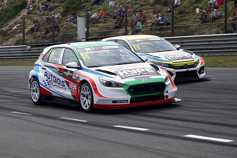 Scambio di auto alla Autodis Racing: Piro sale sulla Hyundai, a Cencetti la Honda