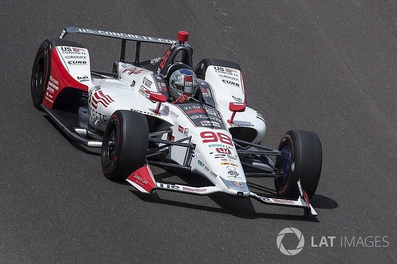 Indy 500: Andretti hızlı Cuma'da yerini korudu