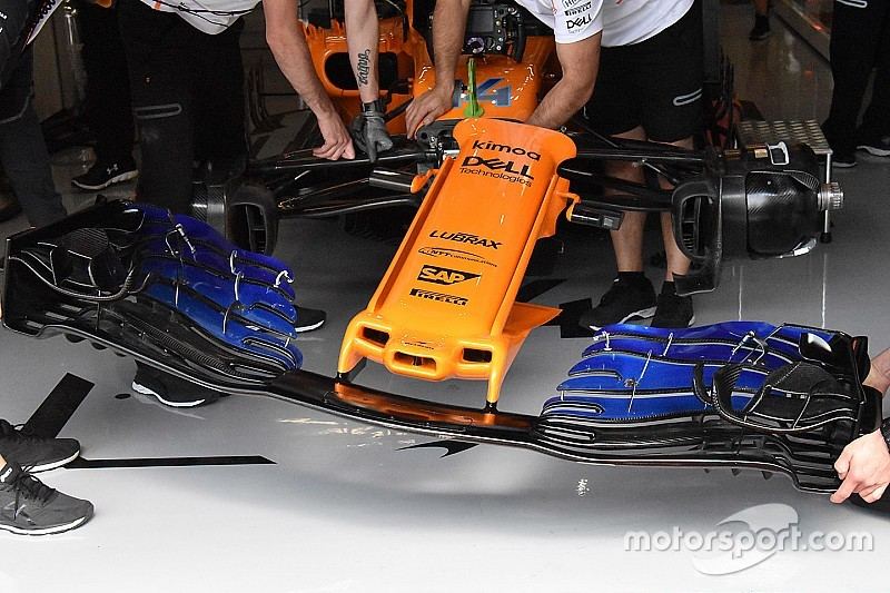 Spanish GP: Latest F1 tech updates, direct from the garages