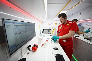 Formula 1 Special feature Insight: The trackside laboratory crucial to Ferrari's F1 success