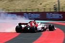 Formula 1 Ericsson blames wind for