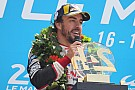Le Mans What next for Alonso after Le Mans win?