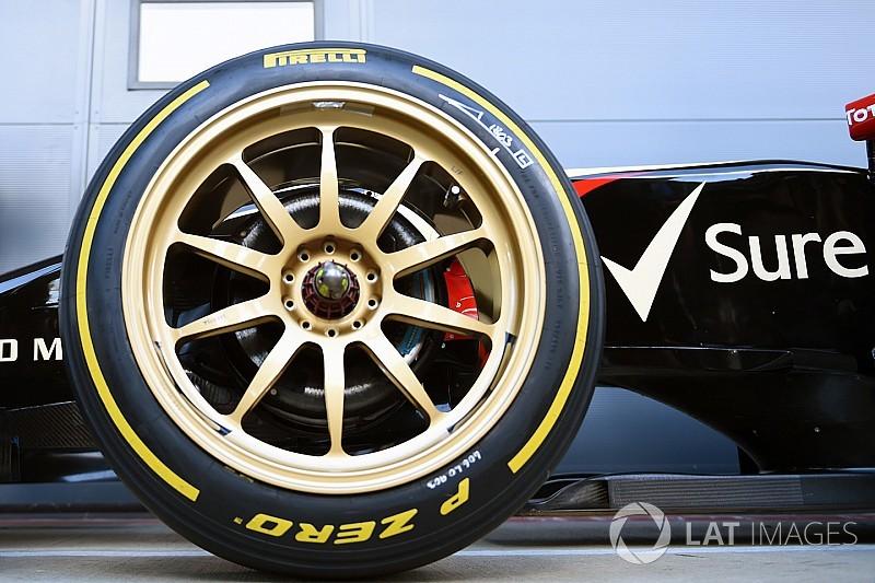 La F1 tendrá llantas de 18 pulgadas y prohibirá las cubiertas térmicas en 2021