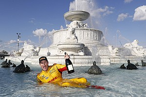 """IndyCar Breaking news Hunter-Reay: """"I'm absolutely going for this championship"""""""
