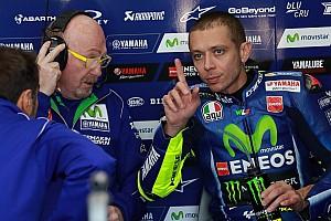MotoGP Reactions Rossi perkirakan balapan Valencia yang sulit