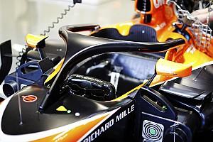 Formule 1 Actualités La F1 pourrait ajouter un affichage numérique sur le Halo