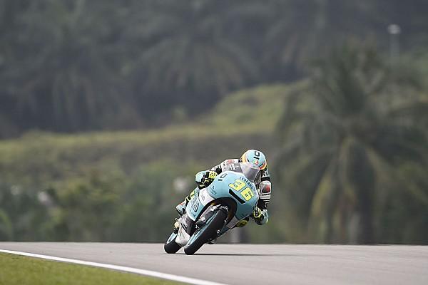 Moto3 Reporte de calificación El campeón Joan Mir logra su primera pole de la temporada