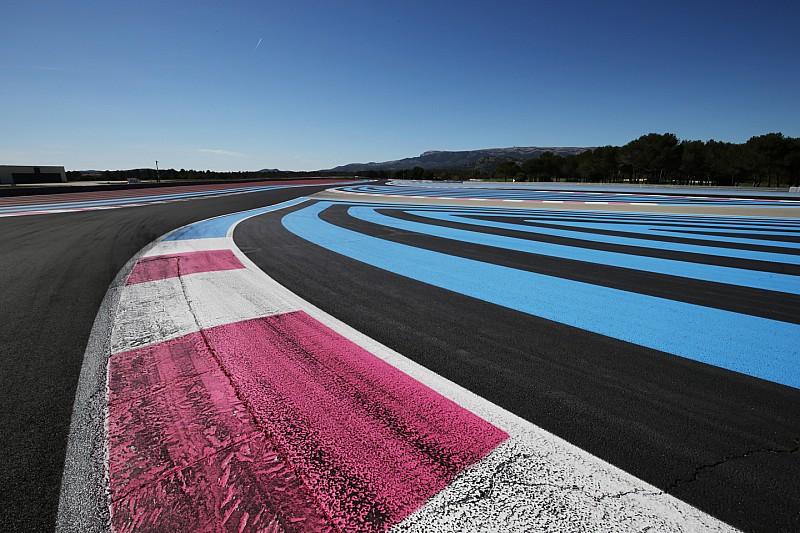 Los horarios del GP de Francia condicionados por el mundial de fútbol
