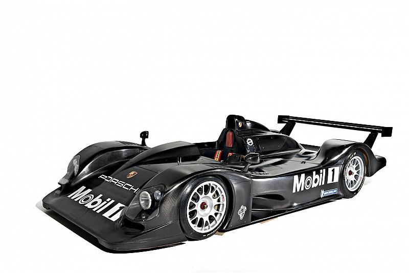20 років по тому: Porsche LMP2000 представили публічно