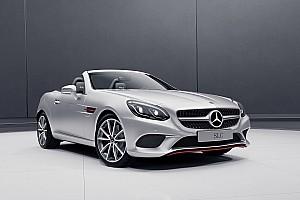 Auto Actualités La Mercedes SLC condamnée?