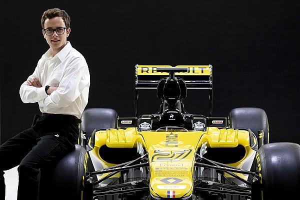 Formule 1 Actualités Anthoine Hubert devient pilote affilié Renault Sport