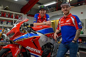 Road racing Ultime notizie Honda, nuova line up: Hutchinson e Johnston in sella alla Fireblade