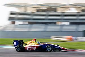 Тветер залишився у Trident на другий сезон GP3