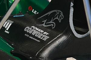 Cosworth keen on Aston Martin F1 engine partnership