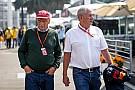 Lauda se burla de Marko por apresurar el contrato de Verstappen