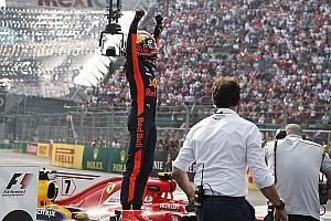 Fórmula 1 Noticias Verstappen temió que el motor impidiese su victoria en México