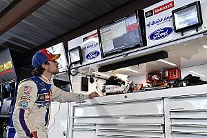 NASCAR Cup Reporte de prácticas Ryan Blaney lidera la primera práctica en Texas