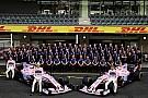 F1 Force India anunciará su nuevo nombre el 25 de febrero