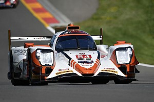 IMSA Practice report CTMP IMSA: Braun sets scorching early practice pace