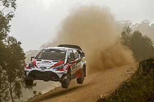 WRC Son dakika Latvala, son etapta yarış dışı kaldığı için üzgün