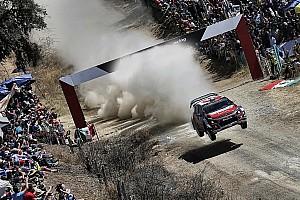 WRC Noticias FIA confirma nuevas reglas para Córcega