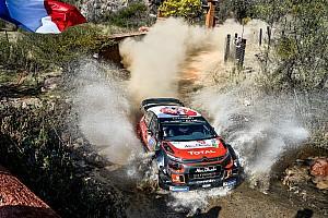 WRC Leg звіт Ралі Мексика: Льоб вийшов у лідери мегабитви