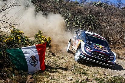 WRC Loeb incanta al rientro nel WRC, ma il Rally del Messico va a Ogier