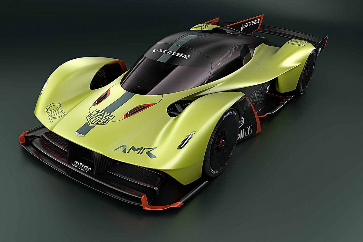 Aston Martin не відмовлятиметься від гонок GT через WEC або DTM