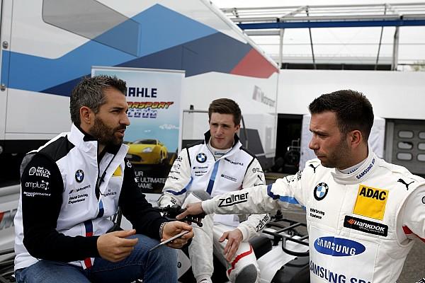 BMW-Rookies sollen den alten Hasen