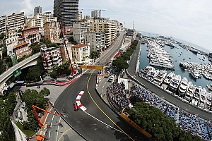 Live: Follow Monaco GP practice as it happens